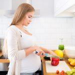 cenas ligeras embarazo