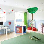 como decorar una habitacion infantil pequeña