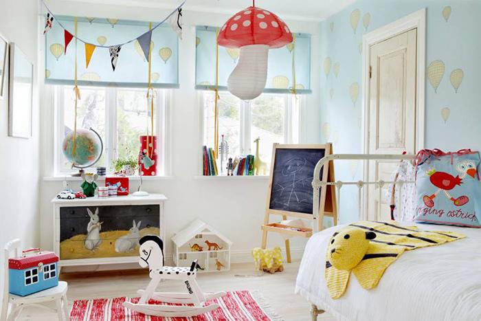 decoracion habitacion juegos