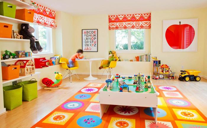 decorar habitacion de juegos
