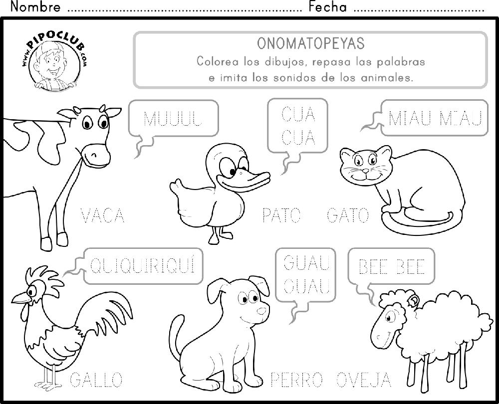 dibujos animados de vacas para niños