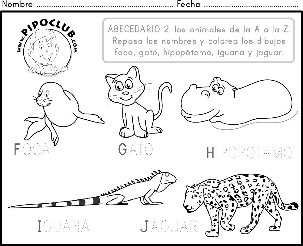 Juegos Para Colorear Gratis Para Niños: 7 Juegos De Animales Para Niños ⇒ 【Gratis Y Divertidos】®
