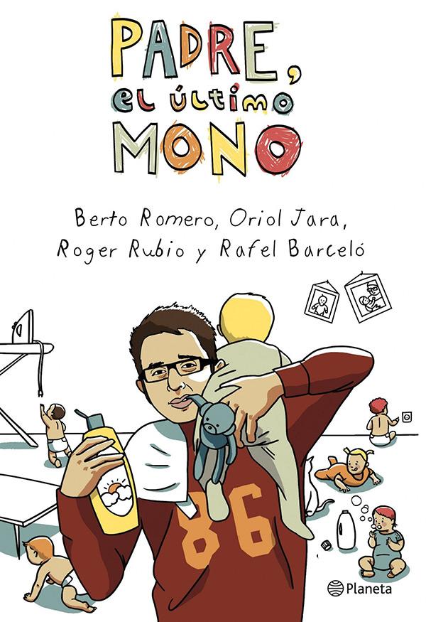 libros maternidad padre ultimo mono