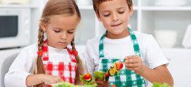 Menú semanal equilibrado para niños de 6 a 12 años; ¡Guía Completa!