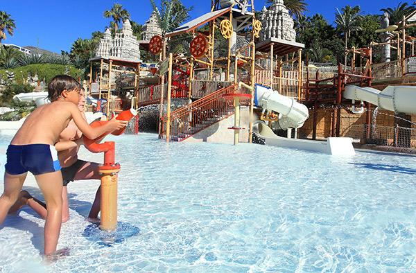 parque infantil mundo fantasía