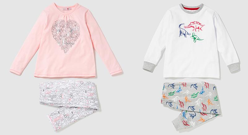 pijamas niño baratos