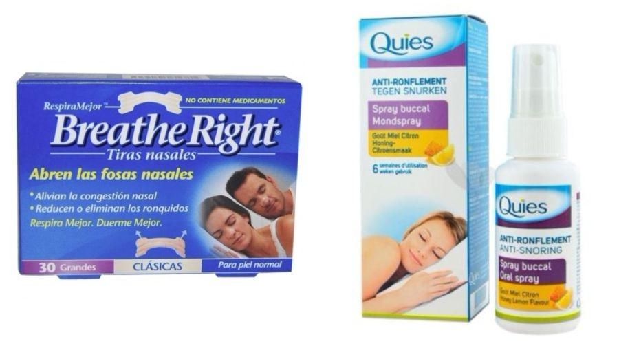 productos para dejar de roncar en farmacias