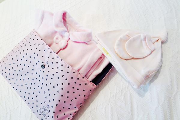 vestir recien nacido verano