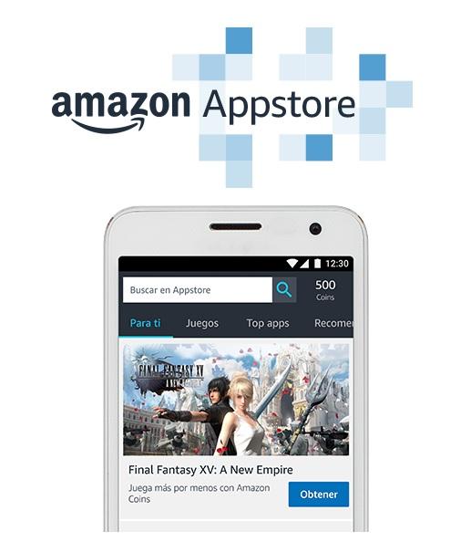 amazon app store juegos gratis