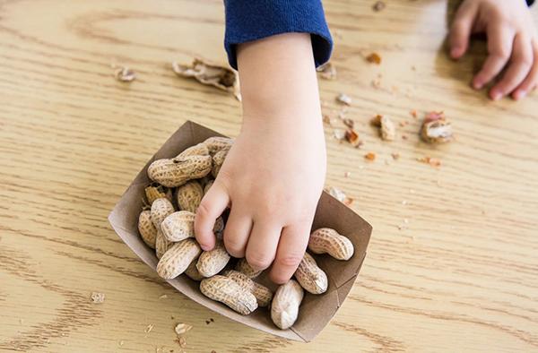 anafilaxia cacahuetes tratamiento