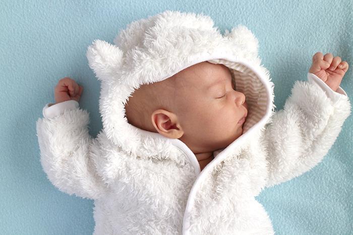 como hacer gorros de lana para bebes recien nacidos