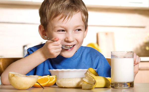 menu saludable para niños