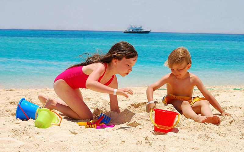 playas tranquilas mediterraneo
