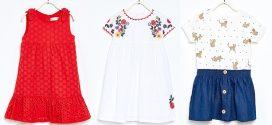 Vestidos Sfera de niña; ¡Los mejores chollos desde 9,99€!