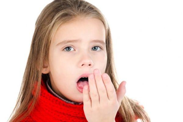 ganglios del cuello inflamados en niños