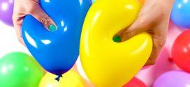 8 juegos con globos para niños; ¡Muy divertidos!