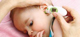 Los 5 mejores termómetros infrarrojos para bebés