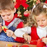 adornos navideños para niños
