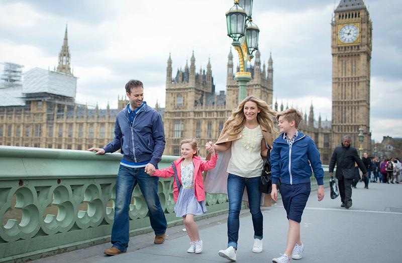 Londres con niños que ver