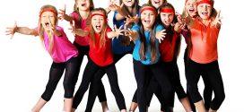 Expresión corporal en niños; Su importancia y mejores ejercicios