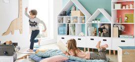 Cojines de suelo baratos para niños; ¡Originales y prácticos!