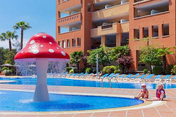 hoteles en ibiza para ir con niños