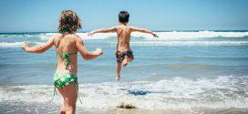 10 juegos de playa para niños; ¡Originales y divertidos!