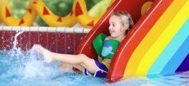 Los 9 mejores hoteles con piscinas con toboganes para niños en España
