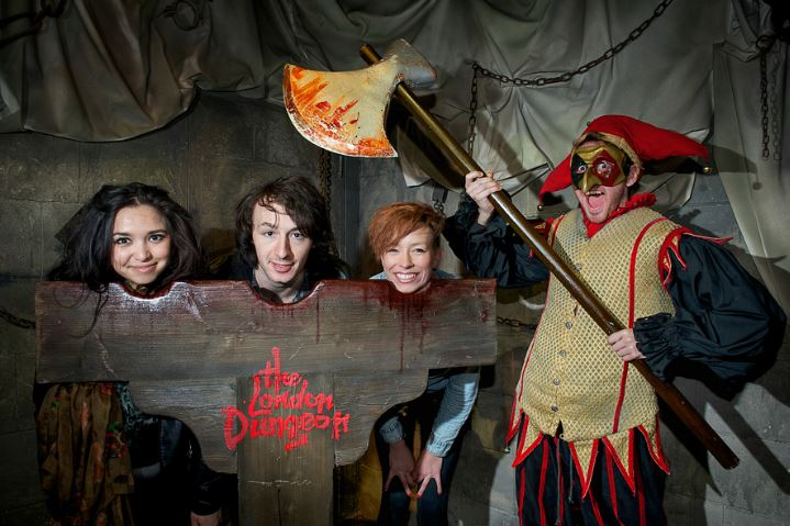 the london dungeon opiniones