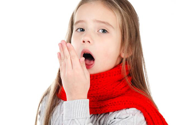 tos infantil remedios