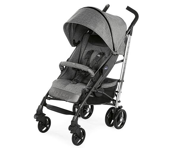 sillas de paseo hasta 25 kg