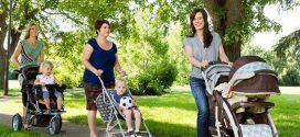 Sillas de paseo ligeras; ¡5 modelos recomendados y baratos!