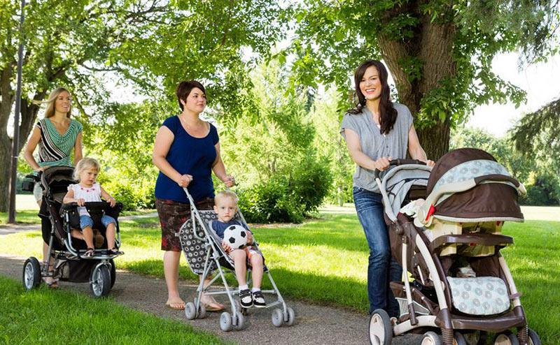 sillas de paseo ligeras recomendadas