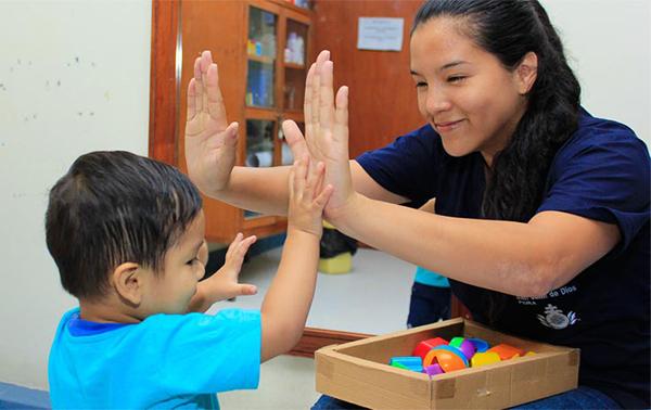 actividades para niños con retraso mental severo
