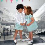 cómo vestir a un niño para una boda