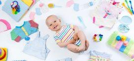 Cosas necesarias para un bebé; ¡La lista definitiva!