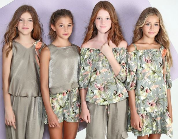 ropa ceremonia fiesta niña 14 años