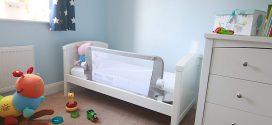 Las mejores barreras de cama para bebés