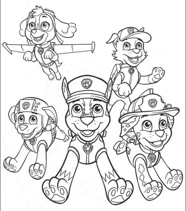 dibujos de juguetes para colorear