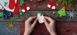 7 manualidades navideñas fáciles para niños (paso a paso)