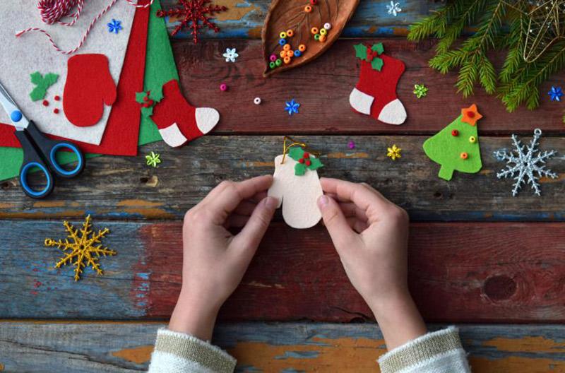 7 Manualidades Navideñas Fáciles Para Niños Tutorial
