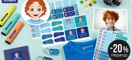 Regalos personalizados para niños; ¡Descubre Stikets!