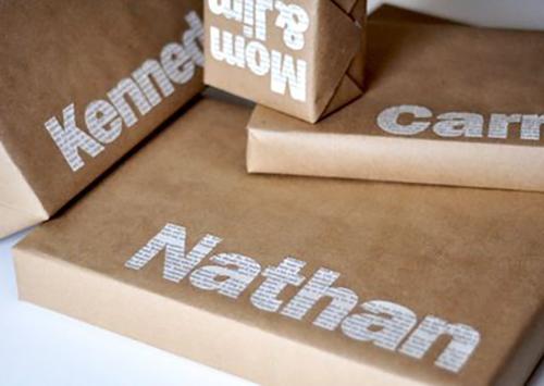 cajas para empaquetar regalos