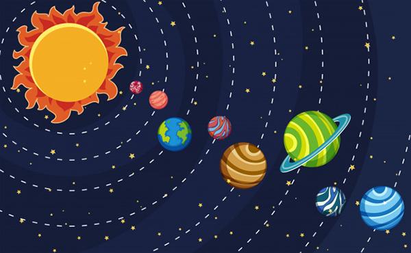 Sistema Solar Para Niños Con Imágenes Y Vídeos