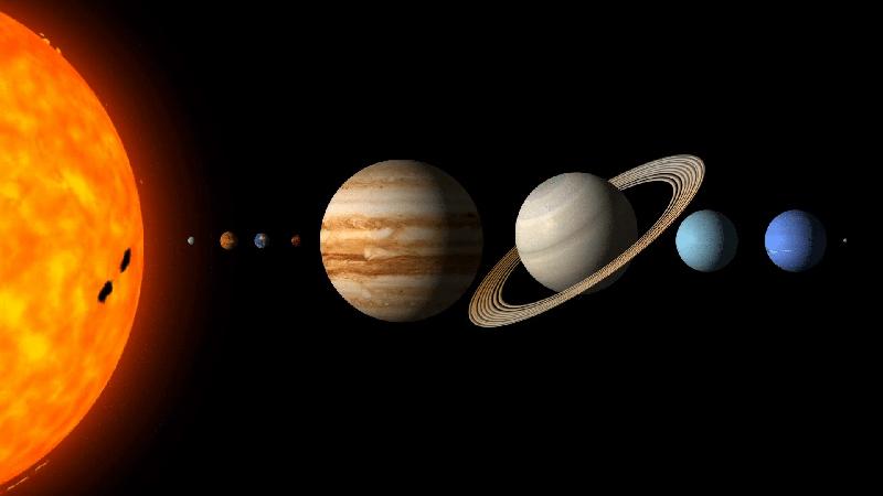 informacion sobre el sistema solar