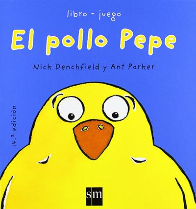 libros niños 5 años - el pollo pepe