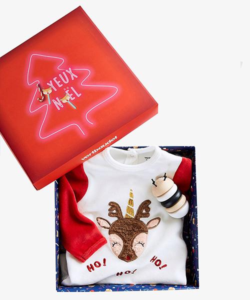 pijama navidad bebe