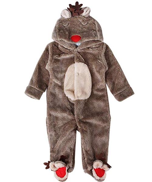 trajes para navidad niños
