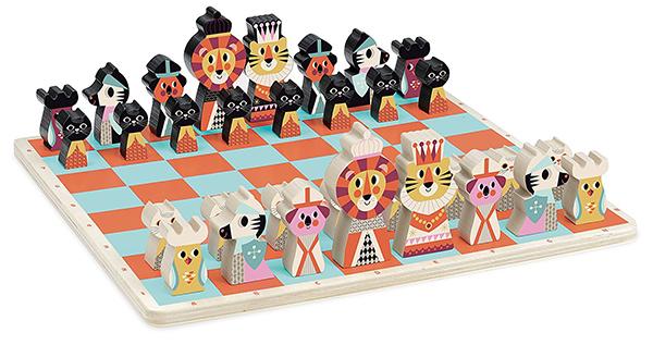 ajedrez para niños juegos
