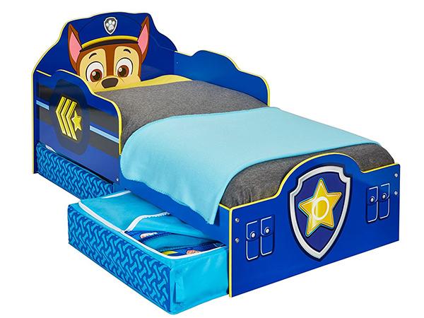cama infantil niña